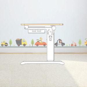 Парта J стол 1 пр